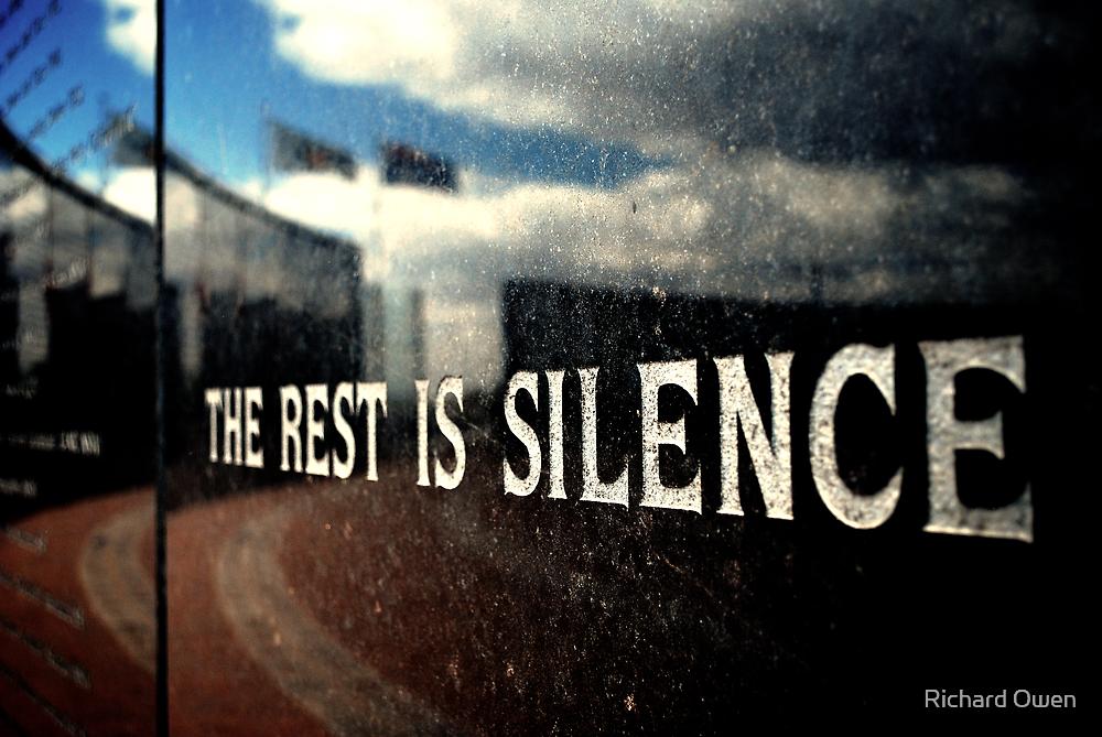 The Rest by Richard Owen