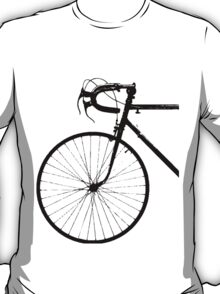 Crescent Bike Black T-Shirt