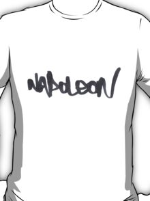 Napoleon Logo - Ink T-Shirt