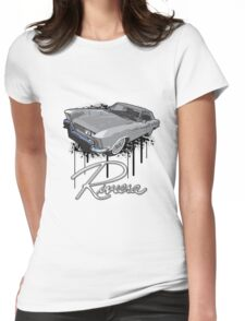 Buick Riviera Womens Fitted T-Shirt