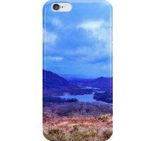 Ladies View In The Morning iPhone Case/Skin