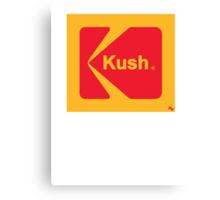 Kush The Instant Way... Canvas Print