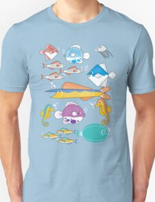 Happy Little Fishes T-Shirt