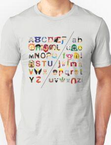 Marvelphabet T-Shirt