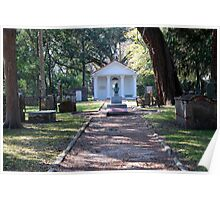 Tolomato Cemetery Poster