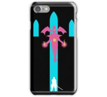 To Slay A Fiend iPhone Case/Skin