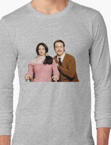 Lars and Bianca Long Sleeve T-Shirt
