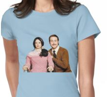 Lars and Bianca Womens Fitted T-Shirt