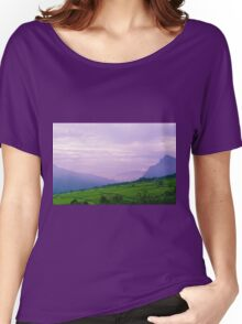 Valley of Vineyards Women's Relaxed Fit T-Shirt