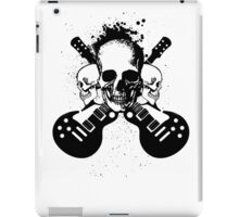 Skull and Guitars iPad Case/Skin