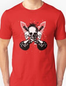 Skull and Guitars T-Shirt