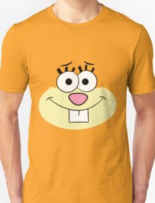Cheeky Sandy Unisex T-Shirt