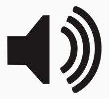 Speaker symbol by Designzz