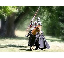 The Knight Photographic Print