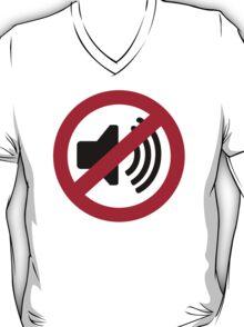 No noise music T-Shirt