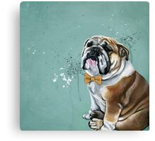 Well, Hello there Canvas Print