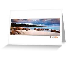 Castle Rock Bay Greeting Card