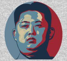 Kim Jong-un Awesome Art by RBSTORESSX