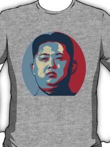 Kim Jong-un Awesome Art T-Shirt