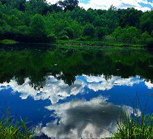 Mirror lake by trishtaco