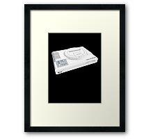 Napoleon Sega - Black Framed Print