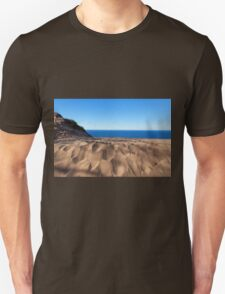 Sleeping Bear Dunes Overlook - Lake Michigan T-Shirt