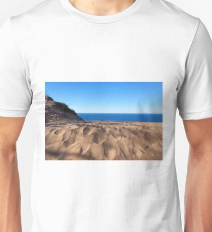 Sleeping Bear Dunes Overlook - Lake Michigan Unisex T-Shirt