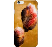 Willow buds - Thrust Of New Life iPhone Case/Skin