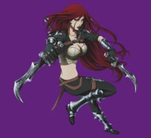 Katarina League of Legends Art T-Shirt