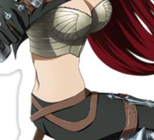 Katarina League of Legends Art Sticker