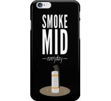 Smoke MID everyday iPhone Case/Skin