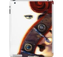 It's all in the bass  iPad Case/Skin