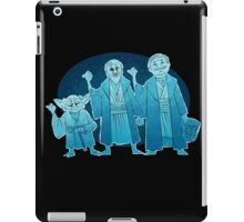 Some Hitch Hiking Ghosts iPad Case/Skin
