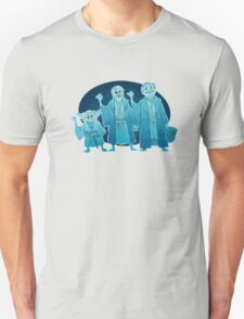 Some Hitch Hiking Ghosts Unisex T-Shirt
