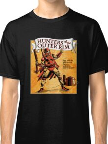 Bounty Hunters of the Outer Rim Classic T-Shirt