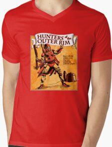 Bounty Hunters of the Outer Rim Mens V-Neck T-Shirt