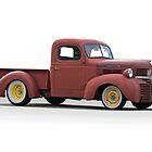 1946 Dodge Pickup Truck by DaveKoontz