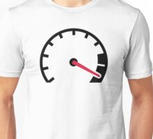 Fast racing speedo Unisex T-Shirt