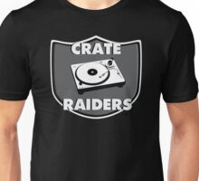 Crate Raiders Unisex T-Shirt