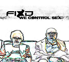 "FIXD ""We Control Sex"" - 5th entry by jwad"