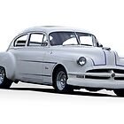 1949 Pontiac Custom Coupe by DaveKoontz