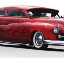 1950 Mercury Custom Coupe Sticker