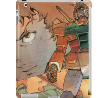 Mobile Suit Gundam iPad Case/Skin