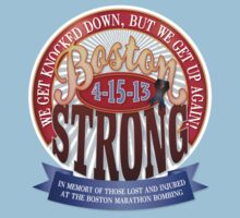 Boston Strong by Kathleen Dupree