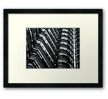 grand matrix Framed Print