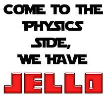 The Physics Side by SedatedArtist