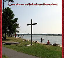 """I will make you fishers of men (and women) ! by Edmond J. [""""Skip""""] O'Neill"""