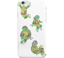 Turtle Brothers iPhone Case/Skin