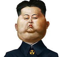 Only Kim Jong-Un by RBTOENESSX
