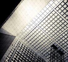 Paris - La Defense - Grande Arche by VinTuS